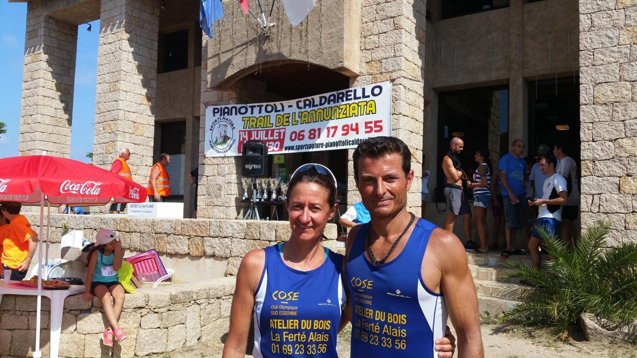 Trail Corse