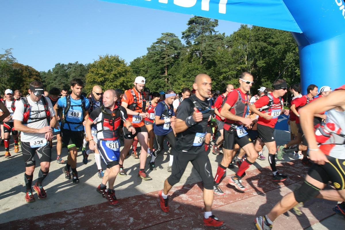 Trail de Fontainebleau
