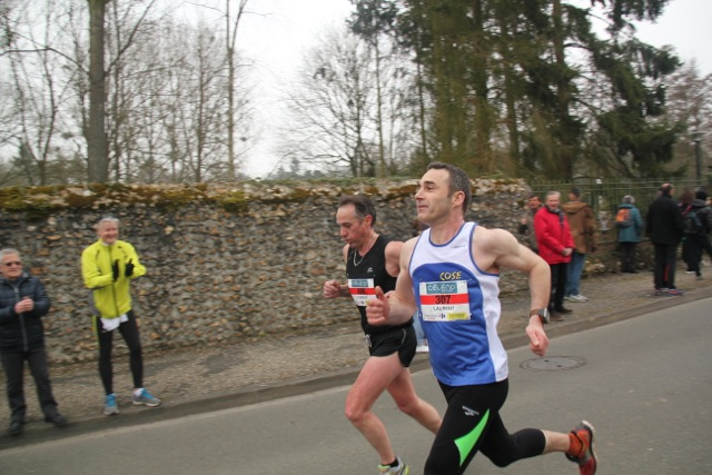 Championnats Semi-Marathon de Saint-Denis